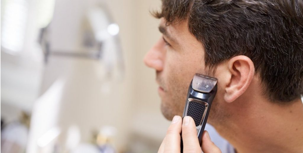 test av olika hårtrimmers