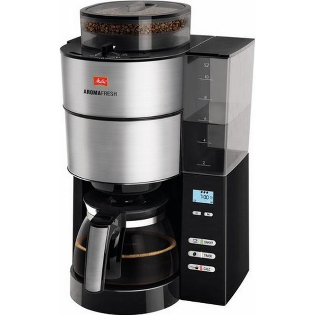 Test av kaffebryggare Melitta AromaFresh